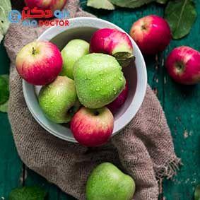 پوست سیب را دور نیندازید