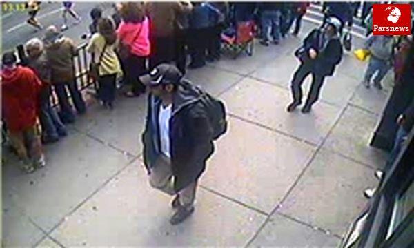 یکی از مظنونان بمبگذاری بوستون دستگیر شد+عکس