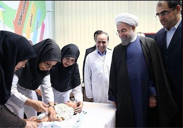 هاشمی: امشب روحانی خبر خوبی برای مردم دارد