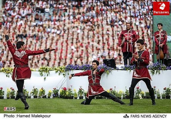 برپایی جشن استادیوم آزادی چه خروجی برای کشور داشت