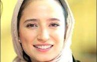 تیپ نارنجی پوش «نگار جواهریان» در پنجمین روز جشنواره جهانی فجر