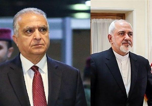 ظریف به وزیر خارجه جدید عراق تبریک گفت