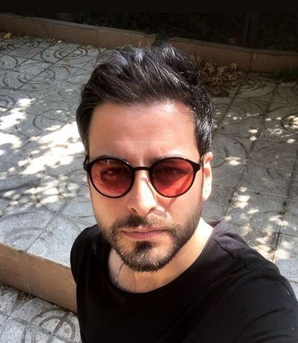 تیپ اسپورت پسر پولدار سریال آنام+عکس
