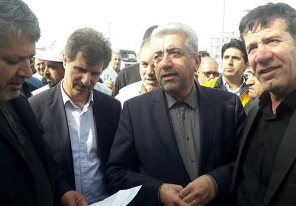 خبر وزیر نیرو از اقدامات گرهگشای تحریمها