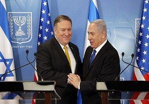 گفتگوی پمپئو و نتانیاهو درباره برنامه موشکی ایران