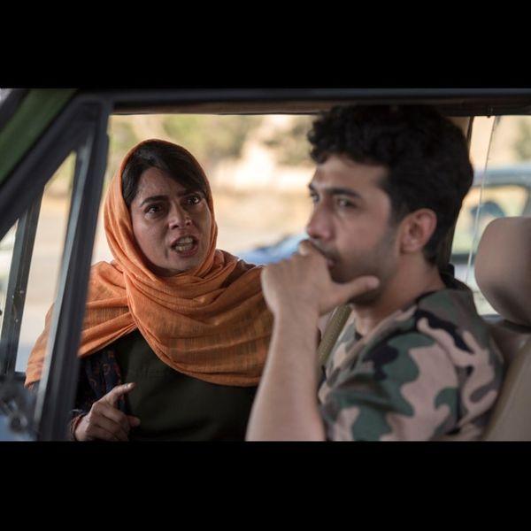 درگیری پگاه آهنگرانی و حسین مهری+عکس