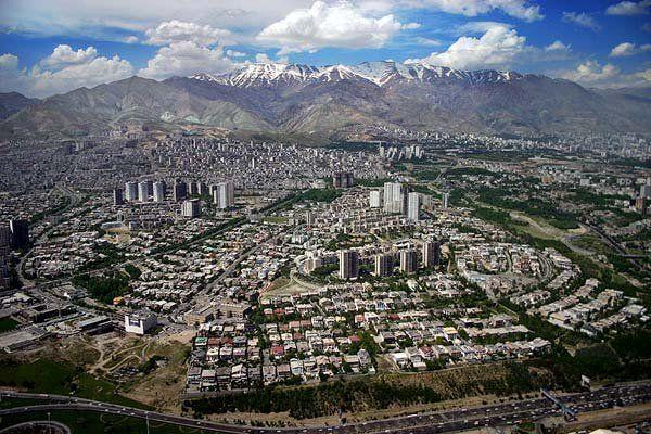 بازنگری طرح جامع و تفصیلی در برنامه سوم توسعه شهر تهران