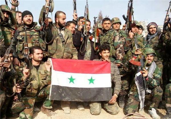 ارتش سوریه محله الجزیره حجرالاسود را آزاد کرد