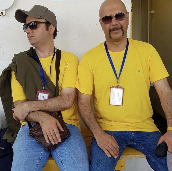 جناب خان با لباس ورزشی + عکی