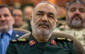 سرلشکر سلامی: حباب امنیت ملی اسرائیل ترکید