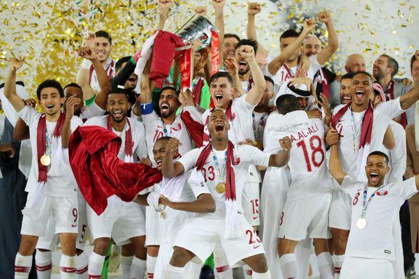 اقدام عجیب روزنامه اماراتی پس از قهرمانی قطر! +عکـس
