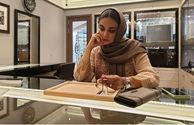 لیندا کیانی در خرید+عکس