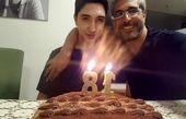 جشن تولد پسر امیرغفارمنش+عکس