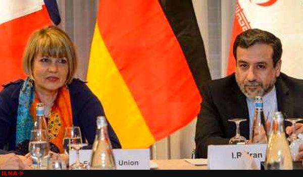 عراقچی وارد بروکسل شد/ دیدار معاون وزیر خارجه با هلگا اشمید
