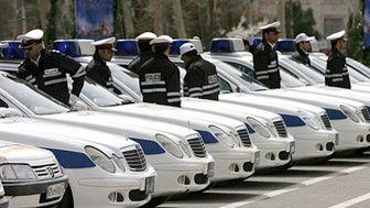 آمادگی ۱۴۰۰ تیم پلیسی برای نظم ترافیکی در برگشت زائران