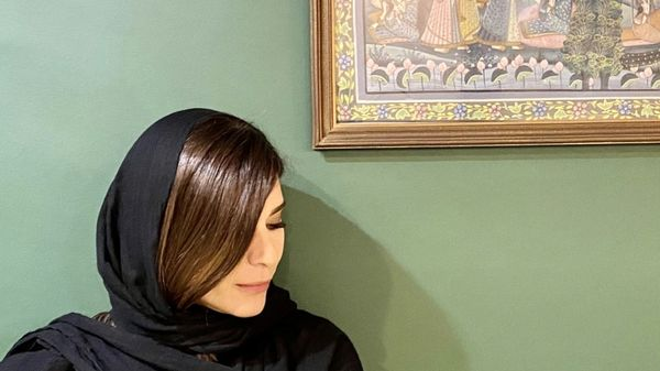 عکس جدید از سحر دولتشاهی