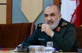 سردار سلامی: نفوذ ایران غیرقابل حذف است