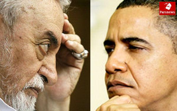 عسگراولادی به اوباما نامه نوشت + متن کامل