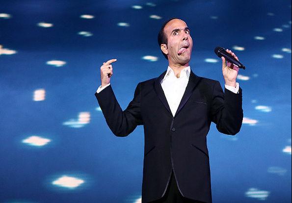 کنسرت خنده حسن ریوندی 8 آذر - وزارت کشور