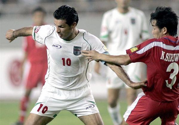 گزارش «فاکس اسپورت آسیا» از علی دایی و ۴ گلزن برتر دیگر تاریخ جام ملتها