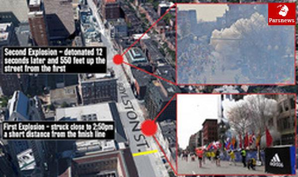 واکنشهای جهانی به انفجارهای بوستون
