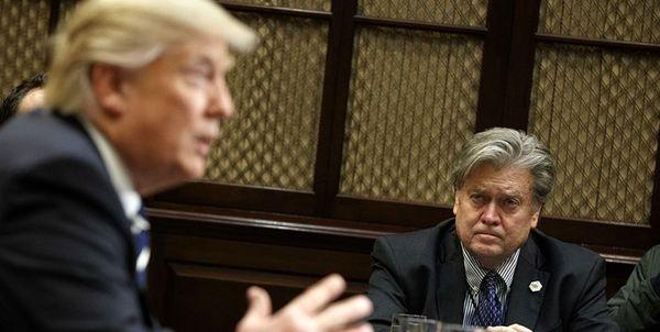 استراتژیست سابق کاخ سفید: ترامپ با کودتا مواجه است