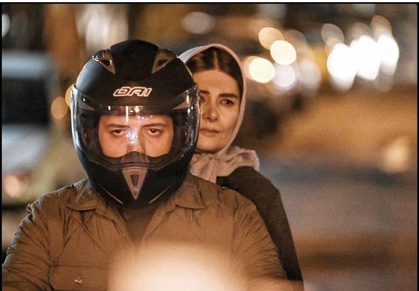 موتور سواری مادر و پسر همگناهی + عکس