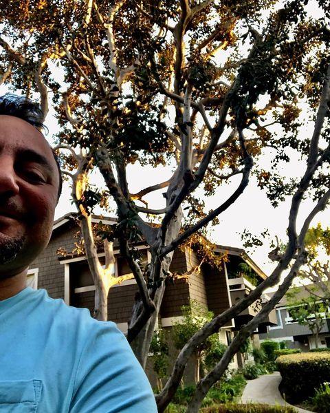 پیام صالحی و خانه ویلایی زیبایش+عکس