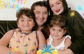 تولد همسر شیلا خداداد + عکس
