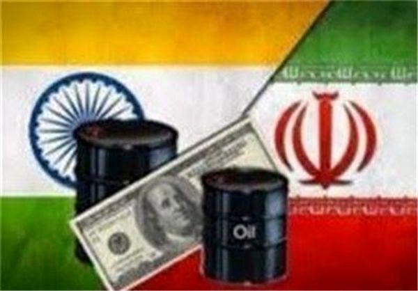 افزایش ۲۷ درصدی صادرات نفت ایران به هند