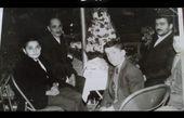 نوجوانی علیرضا خمسه در یک عروسی + عکس