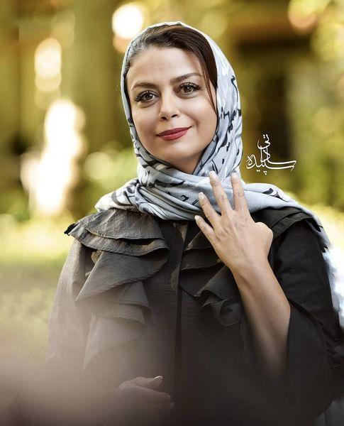 شبنم فرشادجو با تیپ تابستونی + عکس