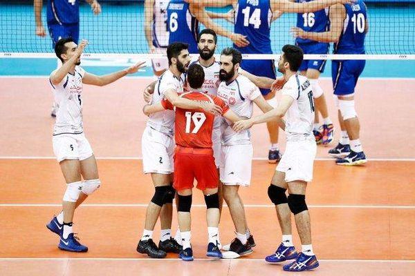 قیمت بلیط بازیهای ایران در لیگ ملتهای والیبال