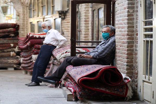 ماسک مانع ورود ذرات ویروس به مجرای تنفسی میشود