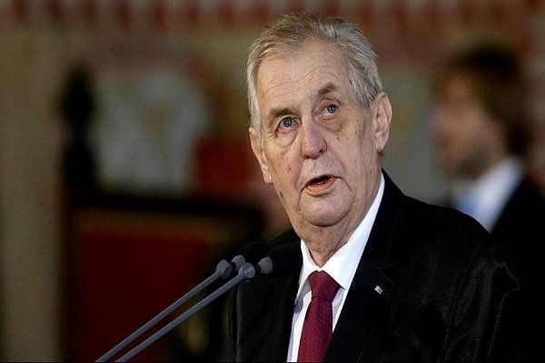 رئیسجمهوری چک: برای ضیافت به سفارت عربستان بروید