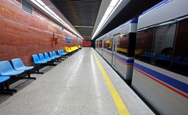 توییتر:: مترو قبل از انقلاب