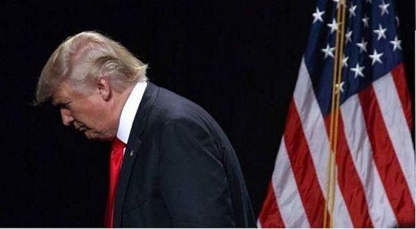 افزایش بیسابقه نارضایتی مردم آمریکا از ترامپ