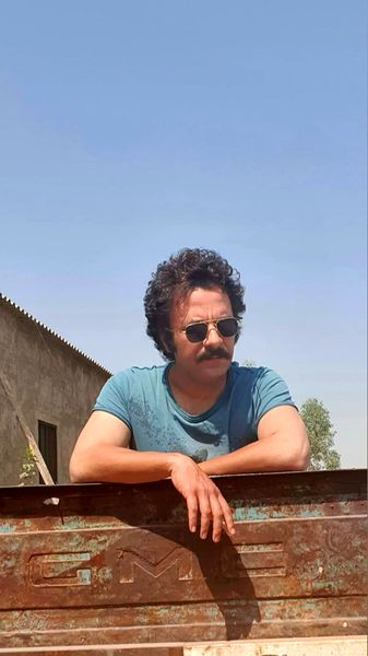 حسام منظور در نجلا + عکس