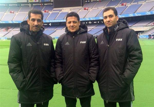 ایران بیشترین داوران الیت فوتبال را در آسیا دارد