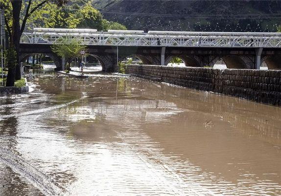 خطر سیلاب در کمین ۵ استان کشور