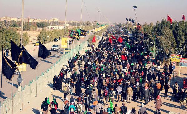۳ قرارگاه پلیس در مرزهای عراق فعال شدند