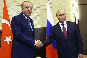 دیدار اردوغان و پوتین در استانبول