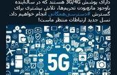 توئیتر:وعده جهرمی: اینترنت 5G در راه است