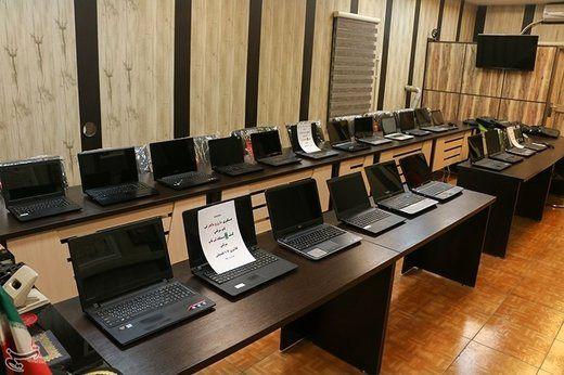 سارق سریالی لپ تاپ های پایتخت دستگیر شد