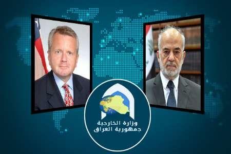 سولیوان جزییات حمله به سوریه را برای ابراهیم جعفری تشریح کرد