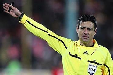 فغانی داور دیدار فینال جام حذفی شد