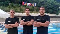 نتایج شناگران ایران در مسابقات باشگاههای ترکیه
