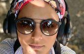 سلفی جدید هدی زین العابدین + عکس