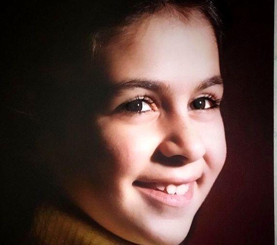 قیافه بدون تغییر شیوا ابراهیمی از کودکی+عکس