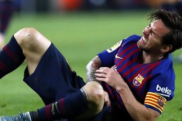 حضور مسی در لیست بارسلونا برای الکلاسیکو
